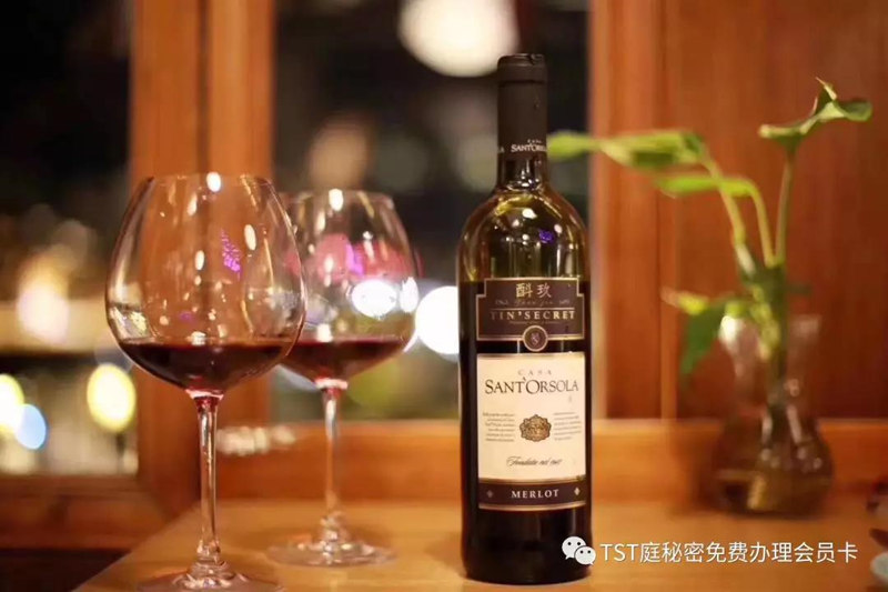 tst红酒徐峥代言