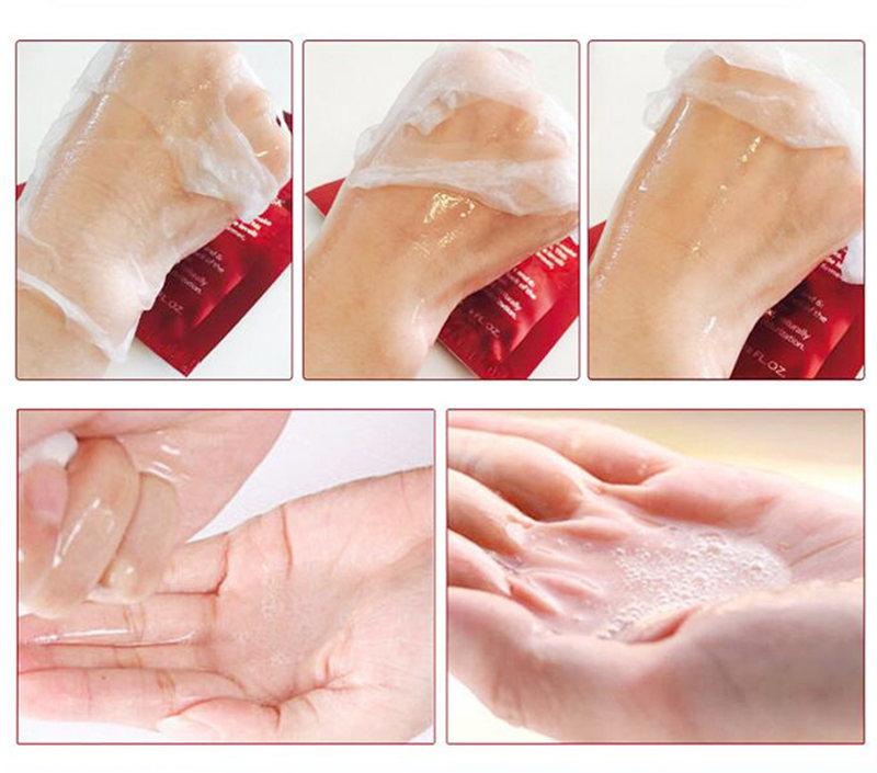 TST苹果肌面膜展示