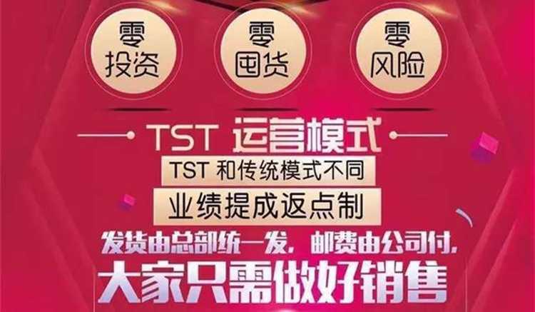 TST运营模式