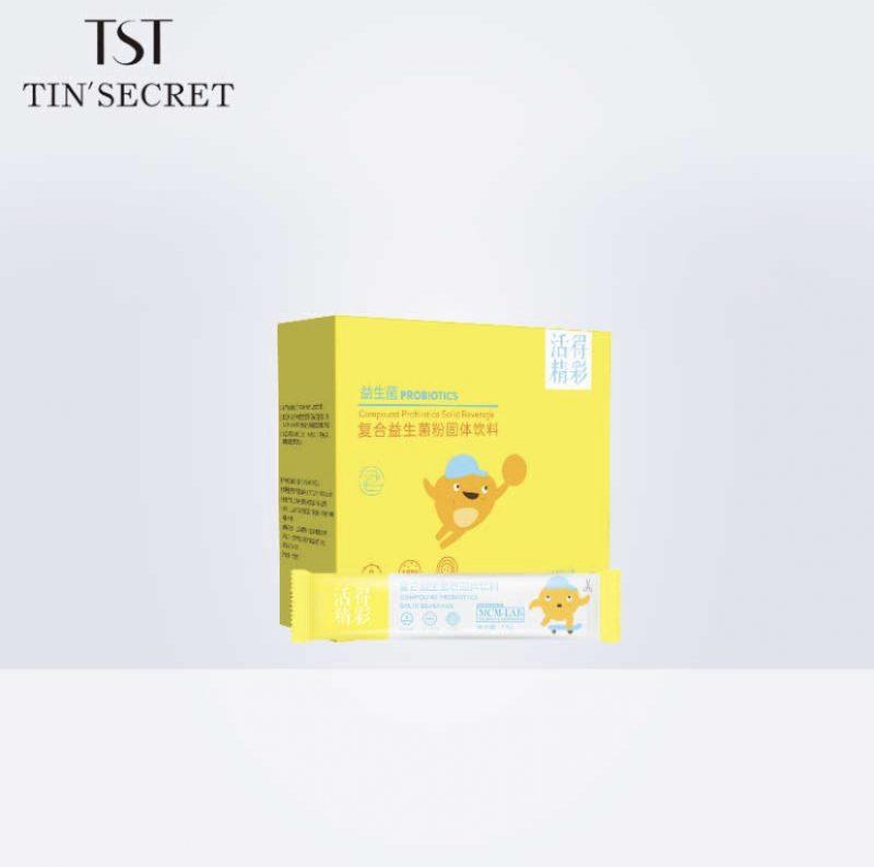 TST复合益生菌粉固体饮料(儿童款)