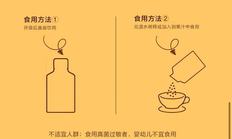 TST接骨木莓饮使用方法