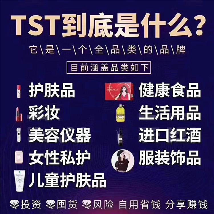 张庭的TST包含哪些产品?
